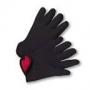 Insulated Brown Jersey Work Gloves